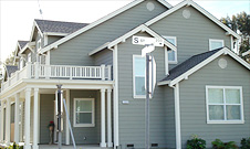 WEATHER RESISTANCE James Hardie Fiber Cement Siding vs. Vinyl Siding & Cedar Wood Siding